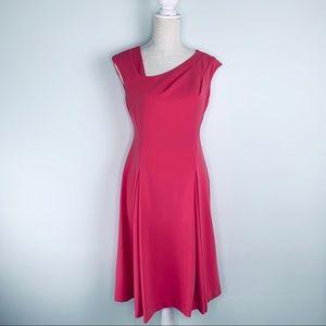 NWT Donna Karen New York Pink Dress Sz 4
